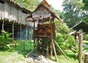 Mari Mari Culture Village