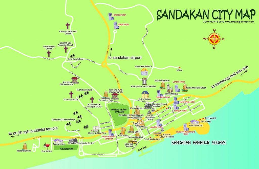 About Sabah Taman Negara