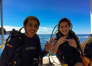 Discover Scuba Diving (For Non Diver)